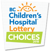 2018 BC Children's Hospital Choices Lottery