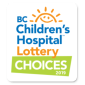 2019 BC Children's Hospital Choices Lottery