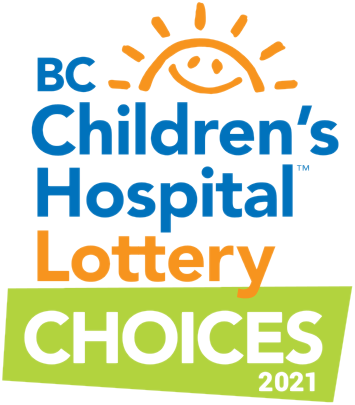 2021 BC Children's Hospital Choices Lottery