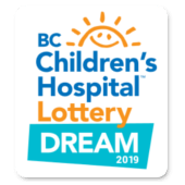 2019 BC Children's Hospital Dream Lottery