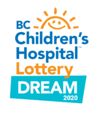 2020 BC Children's Hospital Dream Lottery